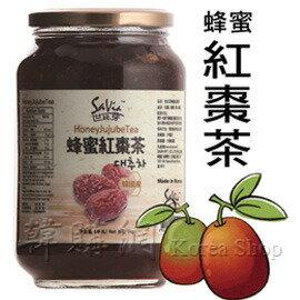 【韓購網】韓國世比芽蜂蜜紅棗茶1kg★韓國製,可冷熱沖泡,當果醬等等用途,餐飲業常用喔