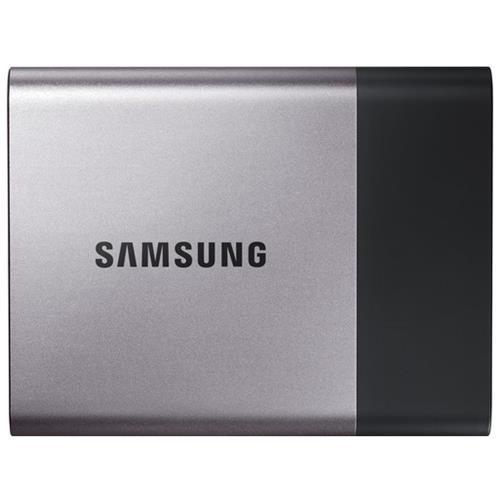 Samsung T3 Portable 500GB SSD 500G USB 3.1 External Solid State Drive MU-PT500B