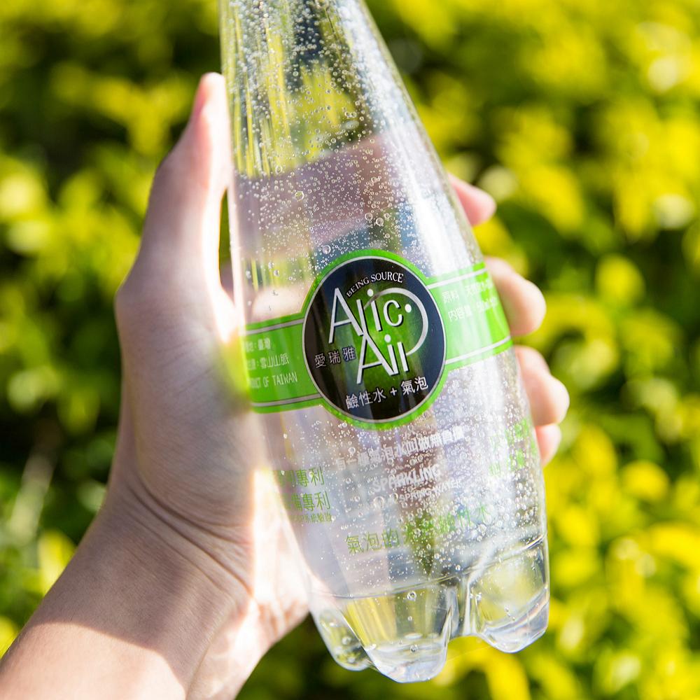 愛瑞雅鹼性氣泡水(24瓶/箱)