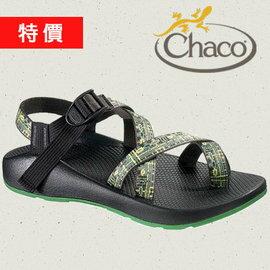【鄉野情戶外用品店】 Chaco |美國| Z2 冒險夾腳運動涼鞋 男款/CH-VYM02特