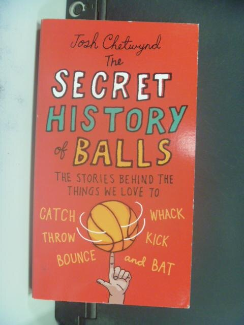 【書寶二手書T2/原文小說_HOT】The Secret History of Balls_Chetwynd