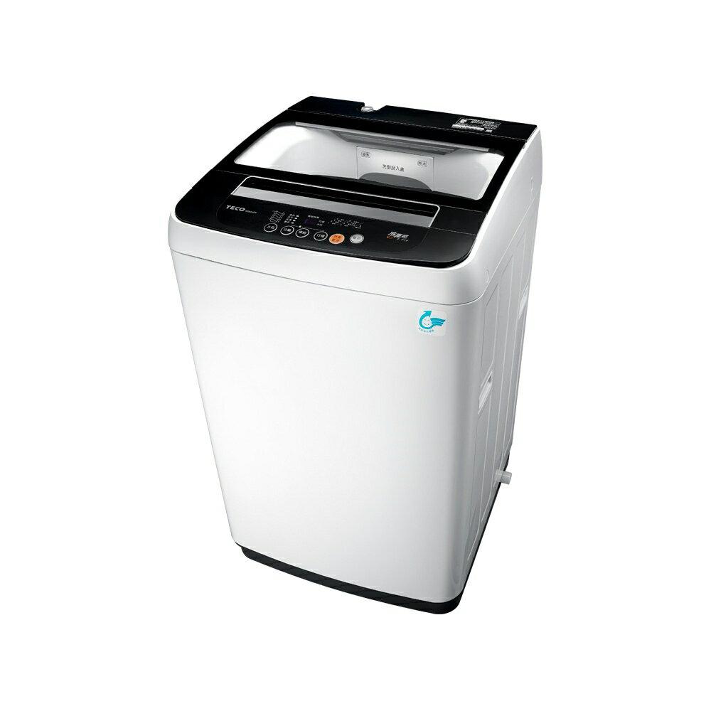 雅光電器商城 東元 TECO 8公斤洗衣機 W0839FW