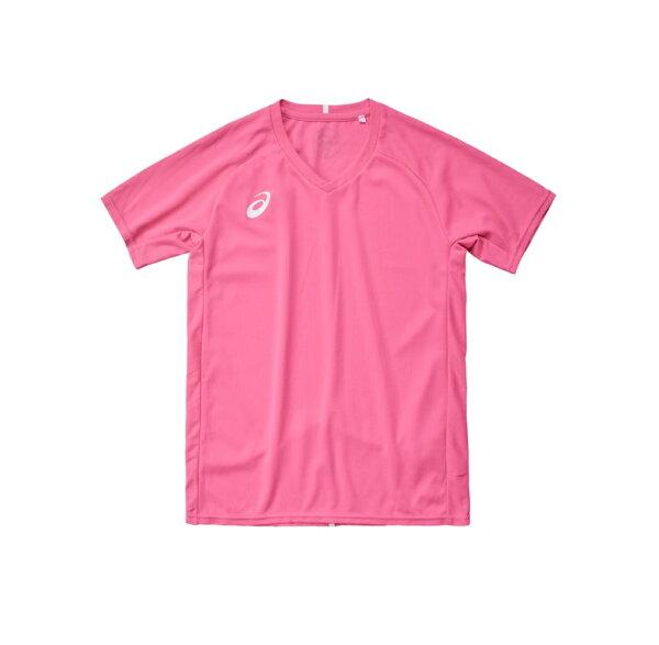 【登瑞體育】ASICS女款排羽球短袖T恤_868H020273