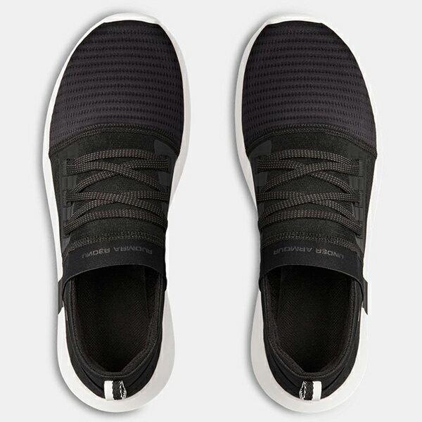 《下殺69折》Shoestw  【3020340-003】UNDER ARMOUR UA Vibe 運動休閒鞋 運動鞋 黑白 男生 2