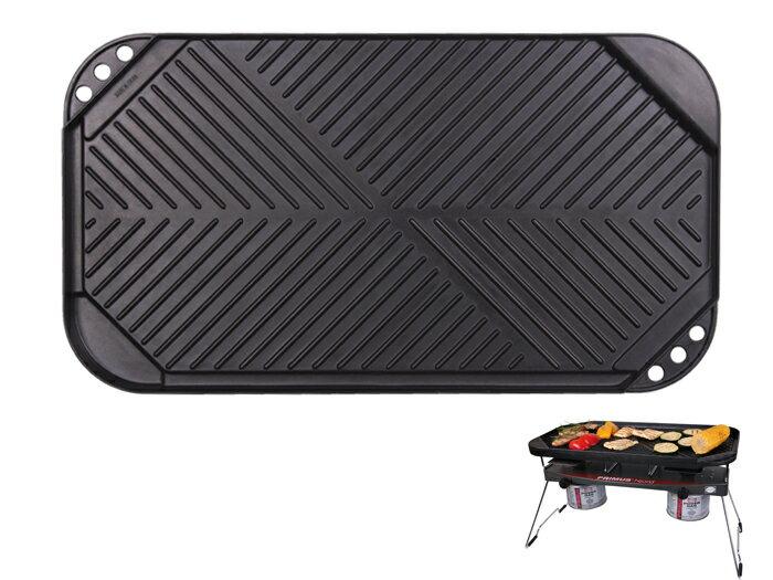 【露營趣】中和 瑞典 Primus 735370 Griddle Plate Large 大烤肉板大烤肉板 鋁合金烤盤 不沾烤肉煎盤 燒烤盤 露營烤肉
