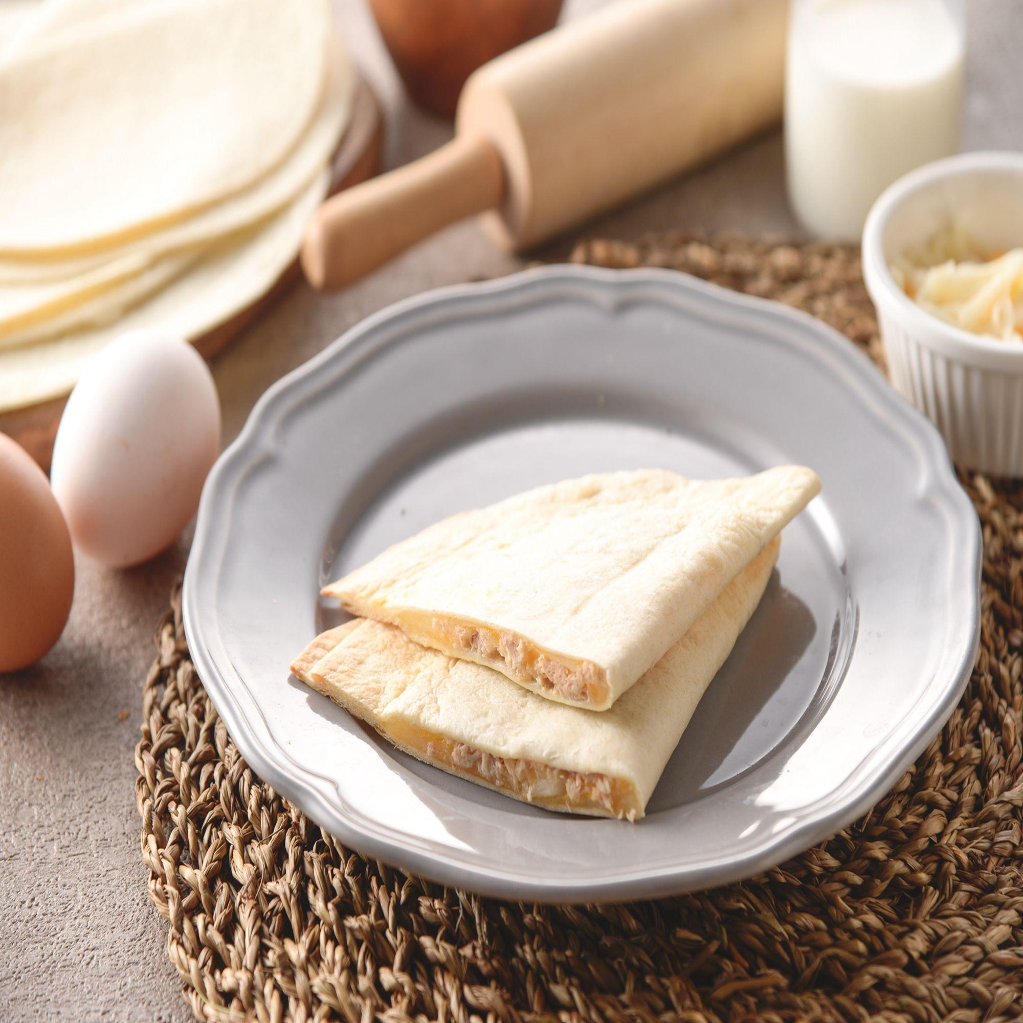 低卡脆皮義式起司烤餅【鹹口味|10入】 加熱點心 微波食品 簡單料理 17新鮮美味坊