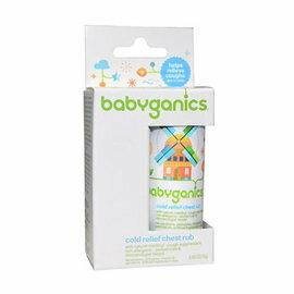 【淘氣寶寶】美國 Babyganics 貝比潔妮 天然植物舒緩膏18g