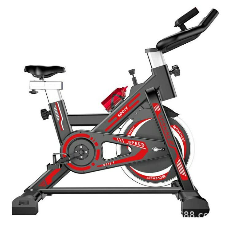 動感單車健身車豪華款室內動感單車靜音健身車家用腳踏車運動健身器材貨
