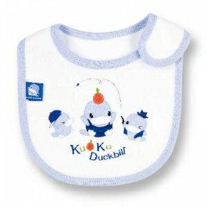 『121婦嬰用品館』KUKU 毛巾布透氣小圍兜 1