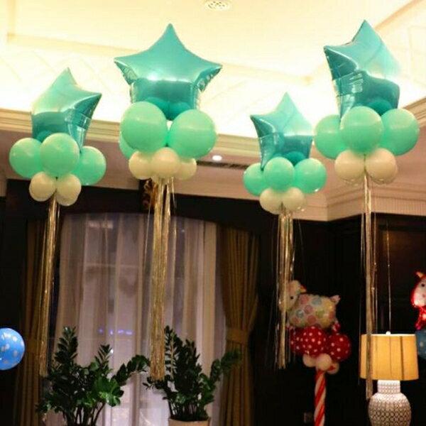1米長 鋁箔蕾絲 氣球絲 鋁箔門簾 鋁箔條絲 絲條 緞帶 門簾絲條 氣球【塔克】