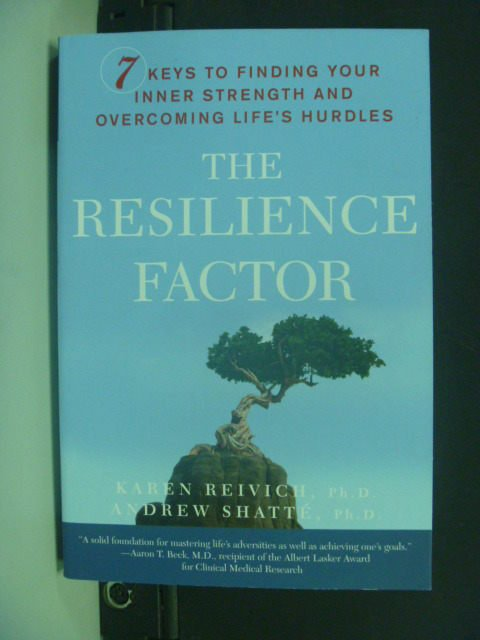 【書寶二手書T5/心靈成長_KIH】The Resilience Factor_Karen