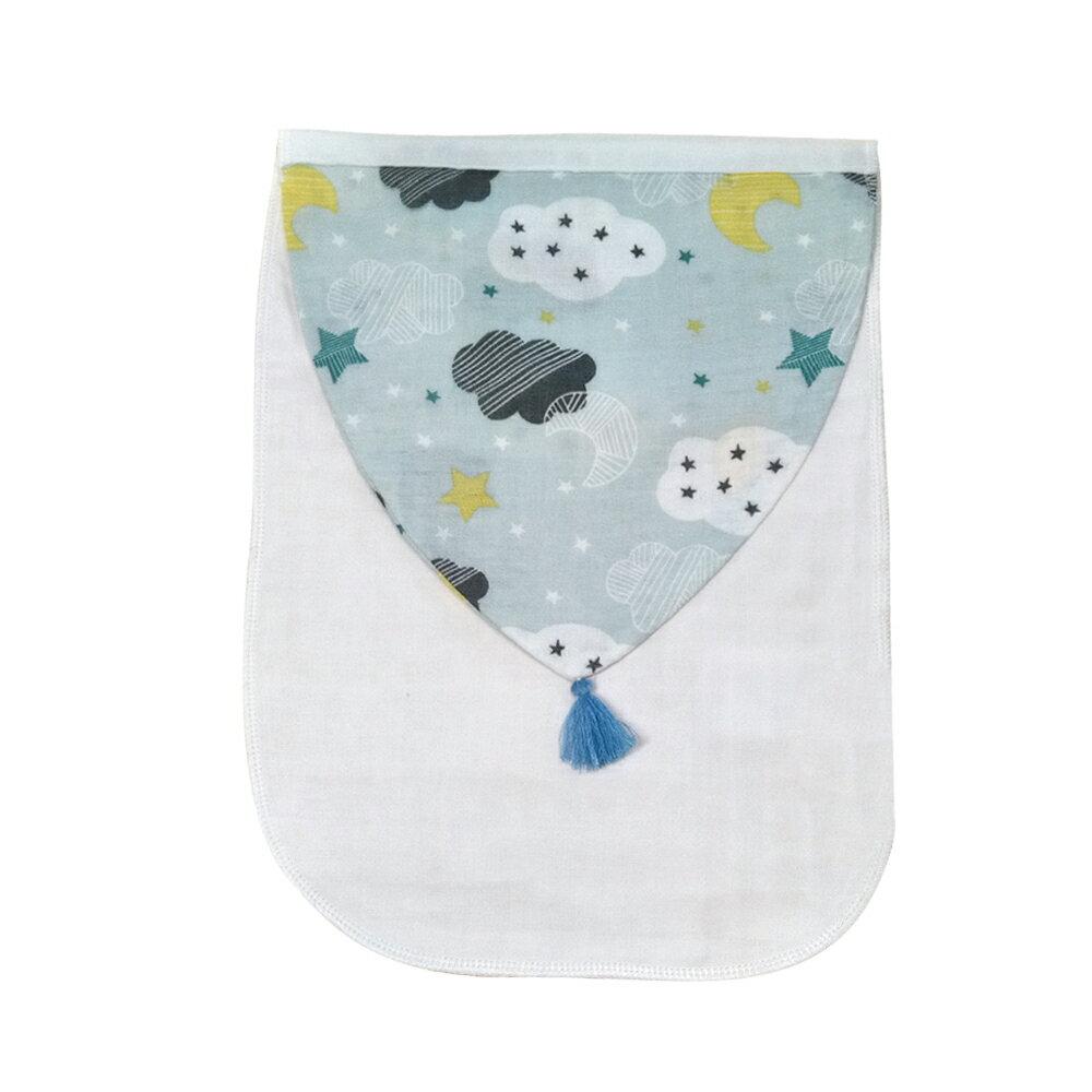 紗布巾寶寶吸汗巾墊背巾Muslin tree-JoyBaby 618購物節