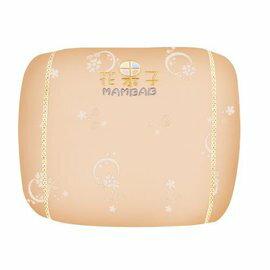 夢貝比花果子系列乳膠枕-幼兒大塑型枕SF-2962(咖啡色)497元【美馨兒】