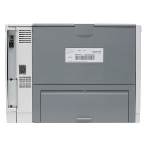 HP LaserJet P3000 P3005DN Laser Printer - Monochrome - 1200 x 1200 dpi Print - Plain Paper Print - Desktop - 35 ppm Mono Print - Letter, Legal, Executive, Custom Size - 600 sheets Standard Input Capacity - 100000 Duty Cycle - Automatic Duplex Print - Ethe 2