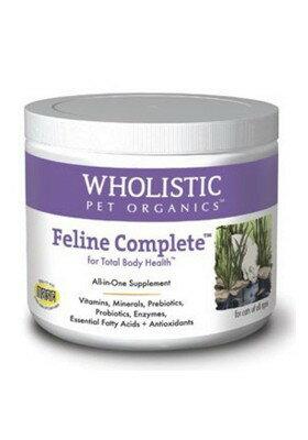 ★優逗★ Wholistic Pet Organics 護你姿 綜合維生素 貓 8oz/8盎司