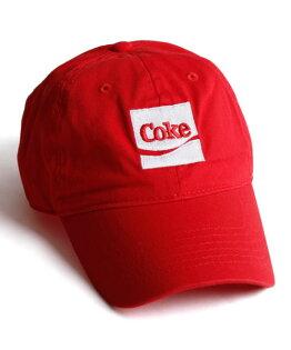 可口可樂棒球帽RED