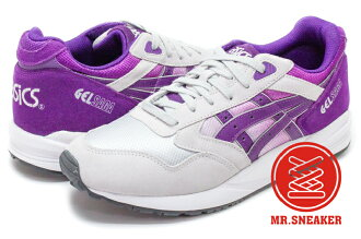 ☆Mr.Sneaker☆ ASICS Tiger Gel SAGA H5W0N3333 漸層 灰紫色 男女段