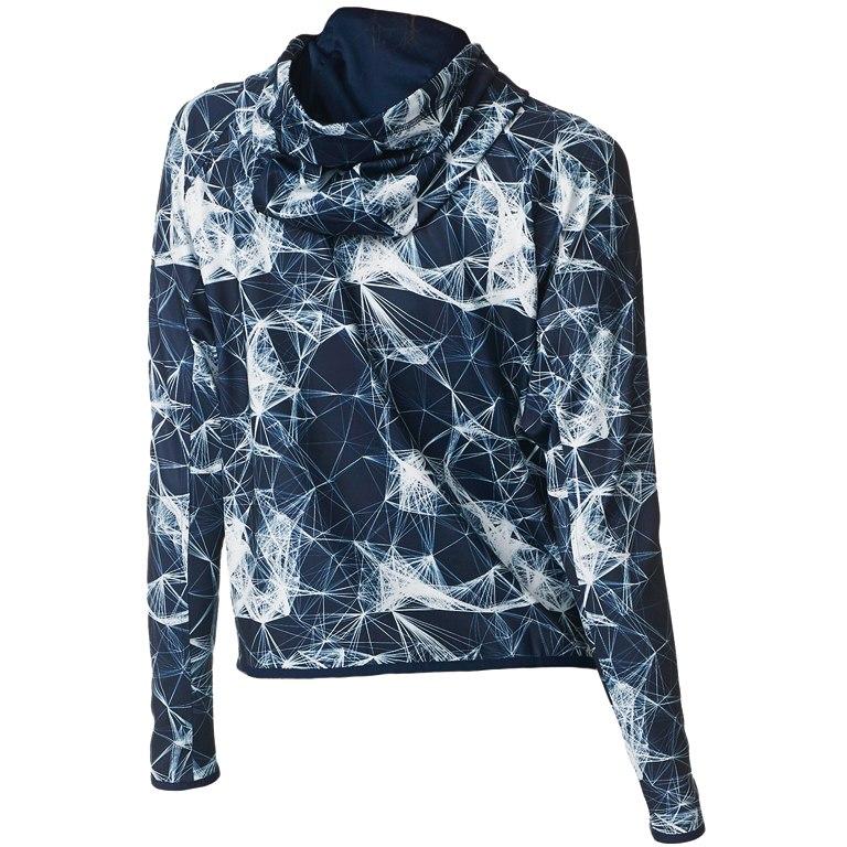 [尋寶趣]ADIDAS 愛迪達 運動防風外套 訓練外套 慢跑 女款 連帽 運動夾克 AY5445