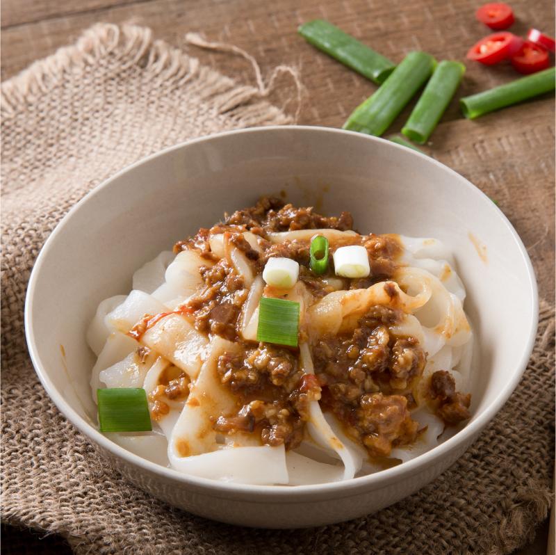 川味辣醬粄條 | 國宴指定粄條 | 栗園米食 | 客家風味粄條