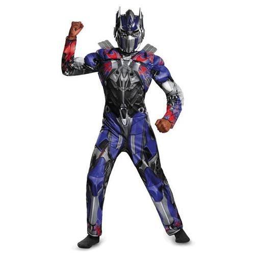 Deluxe Optimus Prime Transformer Costume - Transformer Costumes 0