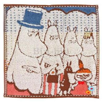姆明 小方巾/049-293