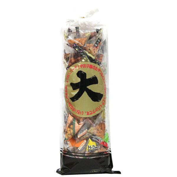 日本安井大袋豆菓子360g
