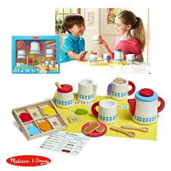 【華森葳兒童教玩具】扮演角系列-Melissa&Doug 下午茶時間 N7-9843