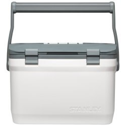 【鄉野情戶外用品店】 Stanley |美國|  Coolers 冰桶∕保鮮桶 保冰箱 手提冰箱-白∕10-01623 【容量15.1L】