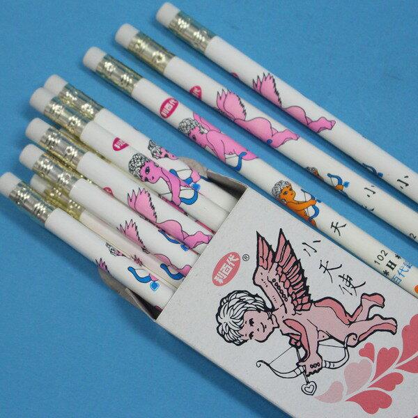利百代小天使鉛筆 NO.102鉛筆(H筆芯)/一小盒12支入{定50}