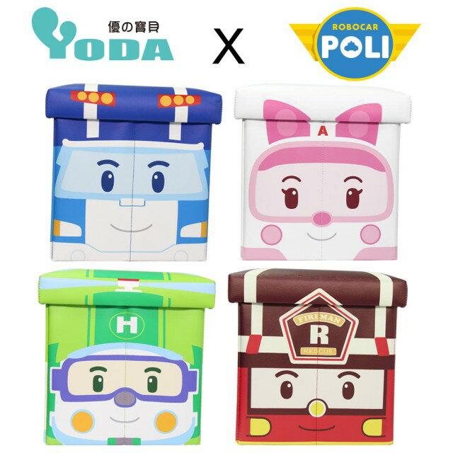 【YoDa】救援小英雄波力收納箱-POLI / AMBER / ROY / HELLY 2入超值組 0
