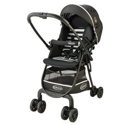 Graco CitiLite R UP 超輕量型雙向嬰幼兒手推車 城市漫遊R挑高版(鋼琴餅乾) 6000元+貝恩濕紙巾80抽X6包【來電另有優惠