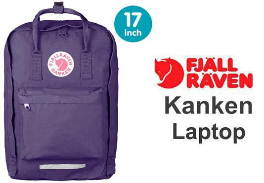 瑞典 FJALLRAVEN KANKEN  laptop 17inch 580 Purple 深紫 小狐狸包 0