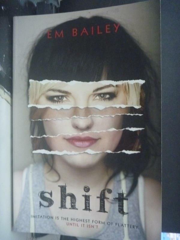 ~書寶 書T9/原文小說_YGU~Shift_Em Bailey