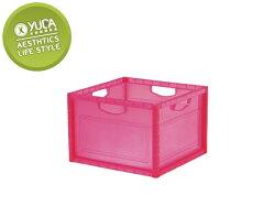 樹德櫃 【YUDA】樹德櫃 KD-2638 巧拼收納箱 DIY / 多功能置物箱 / 收納箱(四色隨機配送)