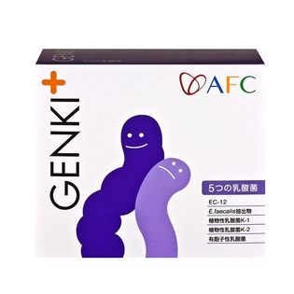 AFC宇勝淺山元氣每日快調顆粒60包盒◆德瑞健康家◆