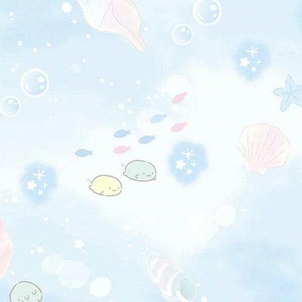 【角落生物 手提袋】角落生物 透明 手提袋 肩背袋 附束口袋 日本正版 該該貝比日本精品