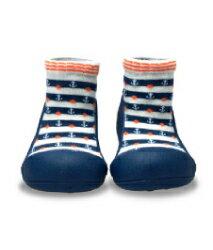 【本月特價$599】韓國【Attipas】快樂腳襪型學步鞋-神射手 - 限時優惠好康折扣