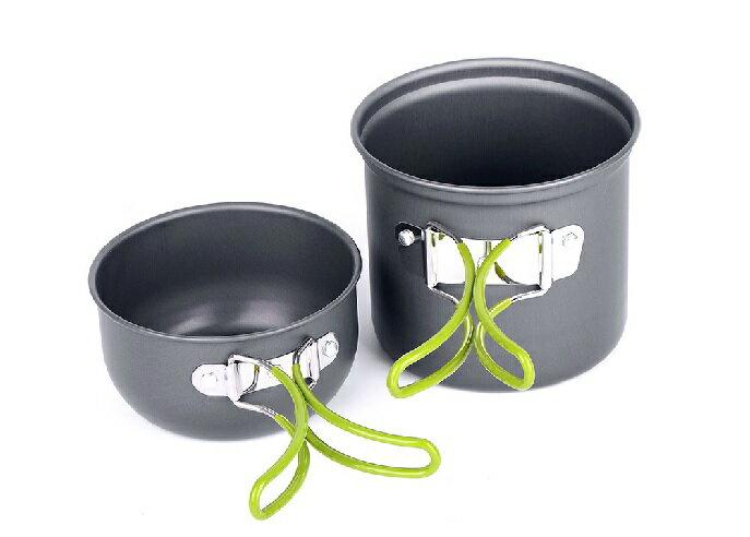 ~露營趣~中和 TNR~121 單人鋁合金鍋具組 套鍋 1人鍋 一人鍋 登山露營野炊非RH