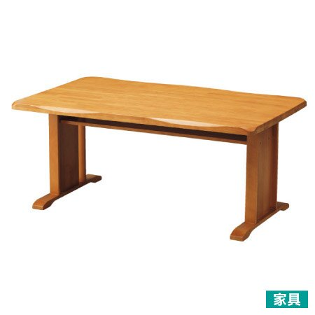 ◎和風天然木餐桌 TOKYO2 LBR NITORI宜得利家居 0