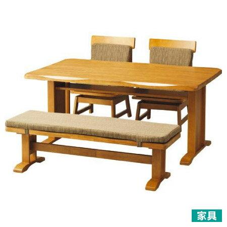 ◎和風天然木餐桌椅組 TOKYO 2