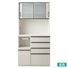 ◎耐蒸氣多機能廚櫃 POSTIA 100KB WH NITORI宜得利家居