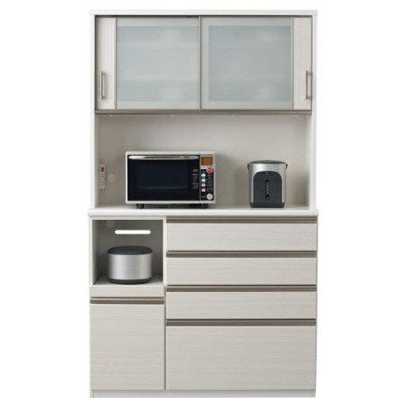 ◎耐蒸氣多機能廚櫃 POSTIA 120KB WH NITORI宜得利家居 4