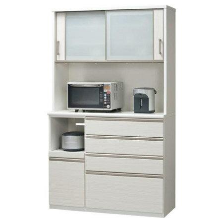 ◎耐蒸氣多機能廚櫃 POSTIA 120KB WH NITORI宜得利家居 6