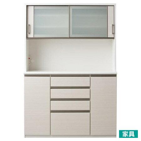 ◎耐蒸氣多機能廚櫃 POSTIA 140KB WH NITORI宜得利家居 0