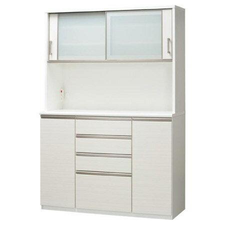 ◎耐蒸氣多機能廚櫃 POSTIA 140KB WH NITORI宜得利家居 3
