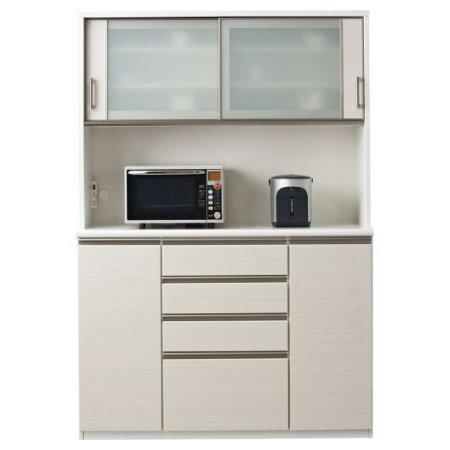 ◎耐蒸氣多機能廚櫃 POSTIA 140KB WH NITORI宜得利家居 4