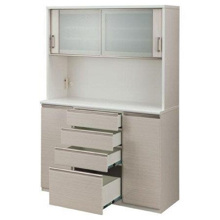 ◎耐蒸氣多機能廚櫃 POSTIA 140KB WH NITORI宜得利家居 8