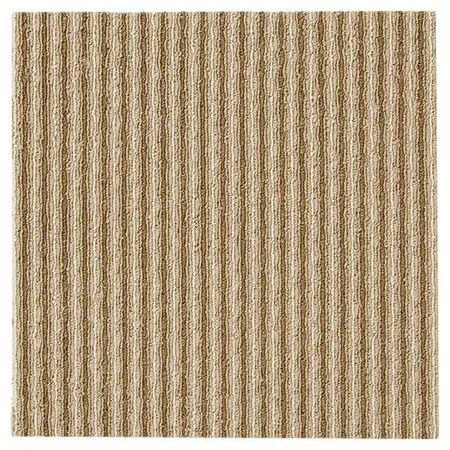 黏著式組合地毯 PONY ST BE 40X40
