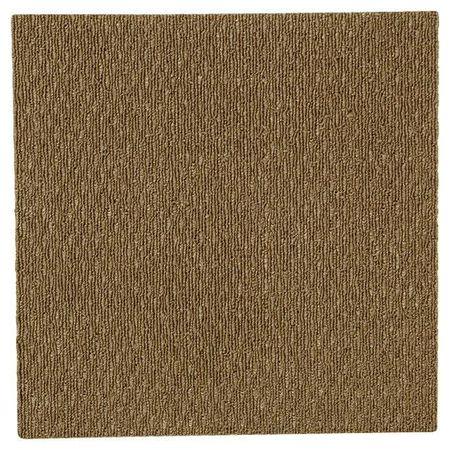 黏著式組合地毯 PONY MUJI BR 40X40