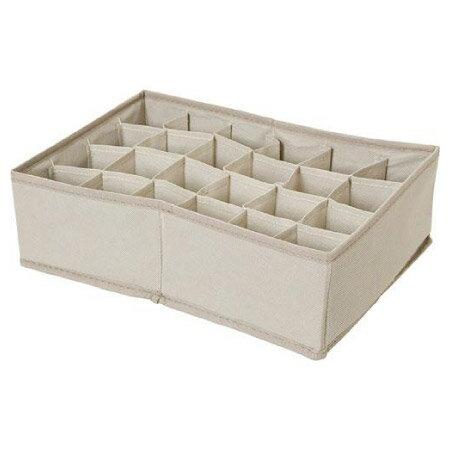 衣櫥用收納盒 24格